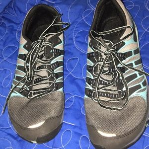 Ladies Merrells All Out Fuse size 9